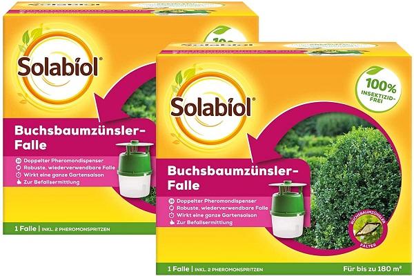 Solabiol Buchsbaumzünslerfalle 2 Stück