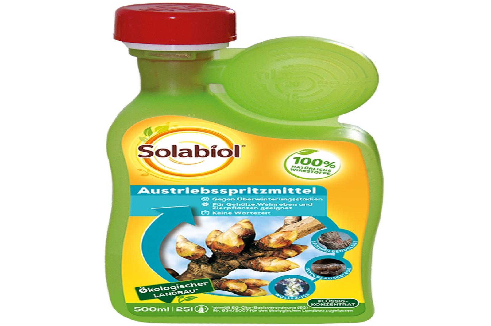 Solabiol Austriebsspritzmittel 500 ml