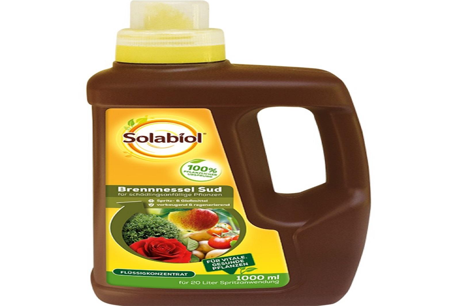 Solabiol Brennnessel Sud 1 Liter