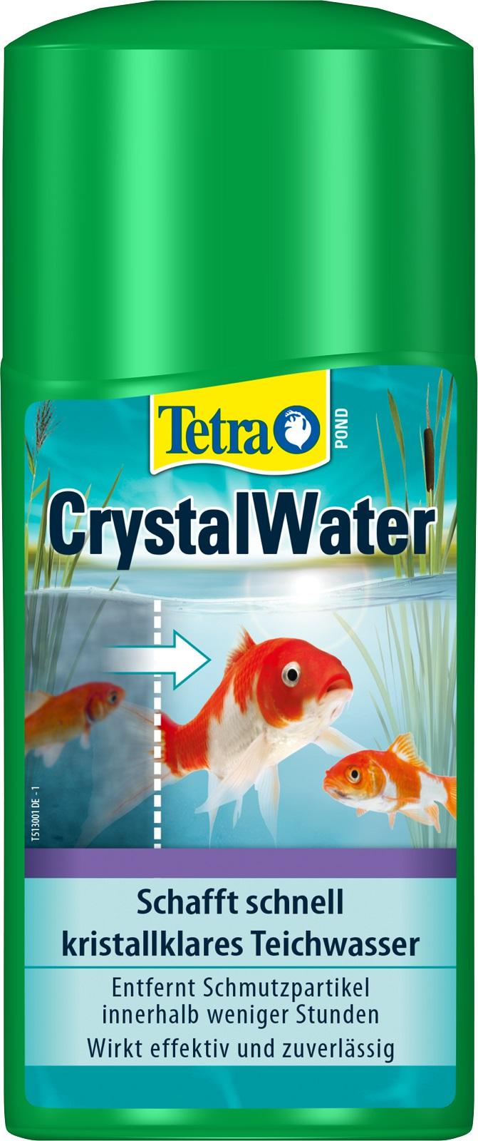 Tetra Pond ChrystalWater Wasserklärer für Gartenteich 250 ml