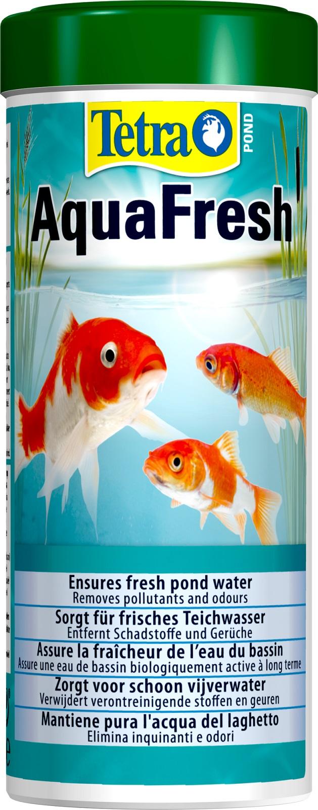 Tetra Pond Aqua Fresh 300 ml für biologisch  aktives Teichwasser