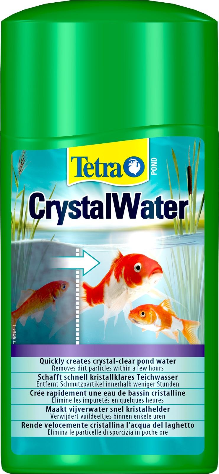 Tetra Pond ChrystalWater Wasserklärer für Gartenteich 1 l