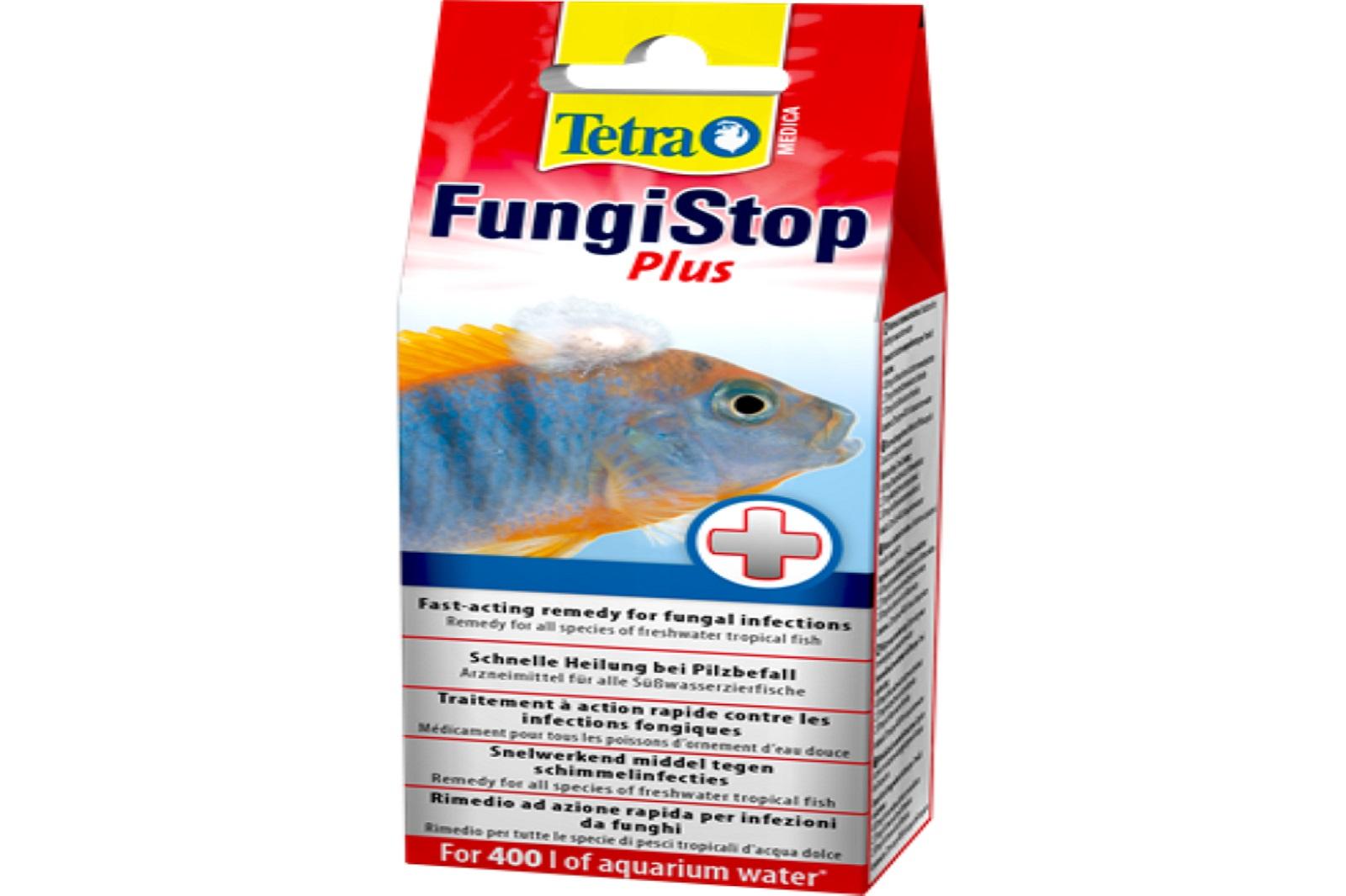 Tetra Medica Fungi Stop Plus 20 ml Pilzbehandlung bei Fischen Aquarium