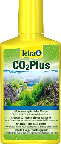 Tetra CO2 Plus - flüssiger Kohlenstoff-Dünger für prächtige Aquarienpflanzen, 250 ml Flasche
