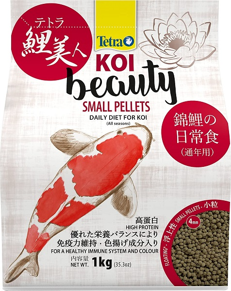 Tetra Koi beauty Small Pellets 4L