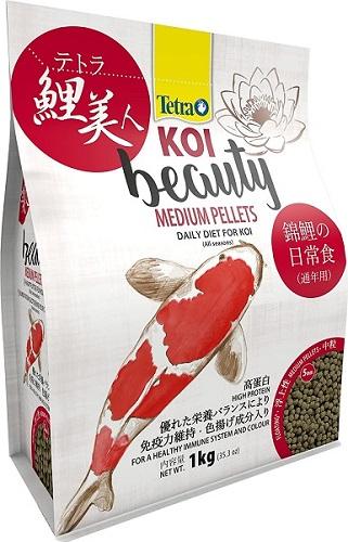 Tetra Koi beauty Medium Pellets 4L