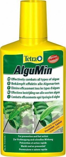 Tetra AlguMin 250ml bekämpft effektiv alle Algenarten