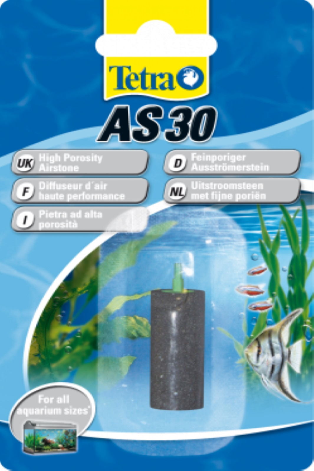 Tetra AS 30 Ausströmstein f. Aquarium