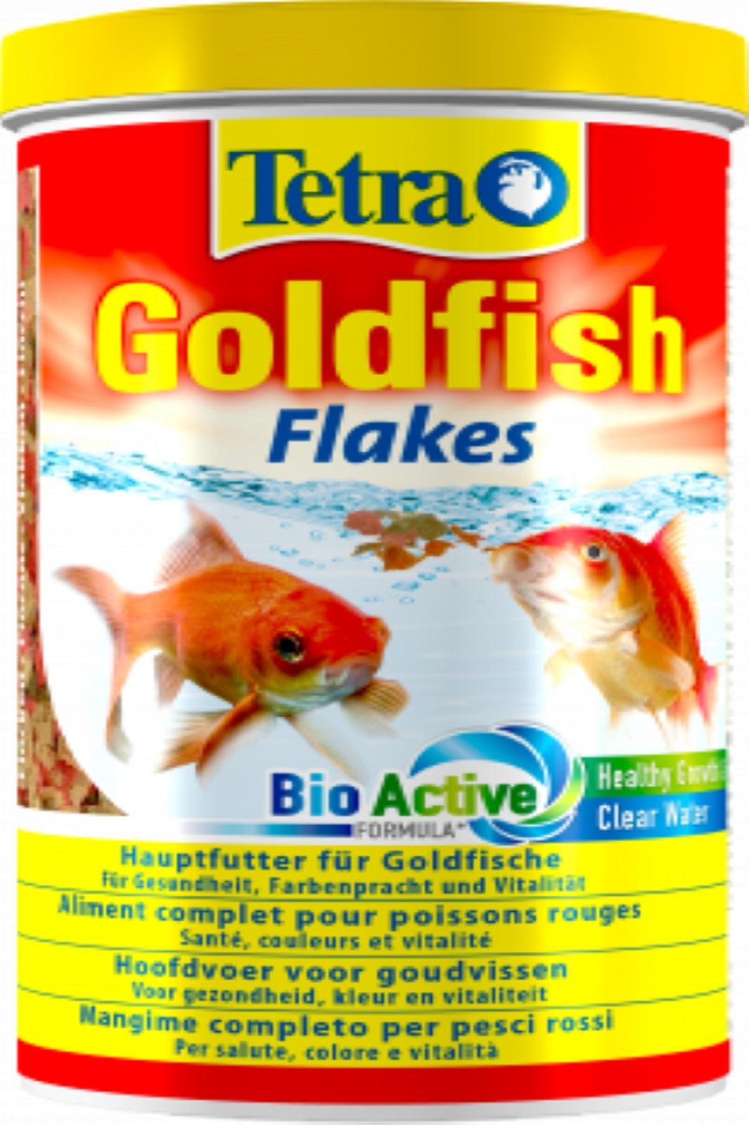 Tetra Goldfish 1 l Hauptfutter für alle Goldfische