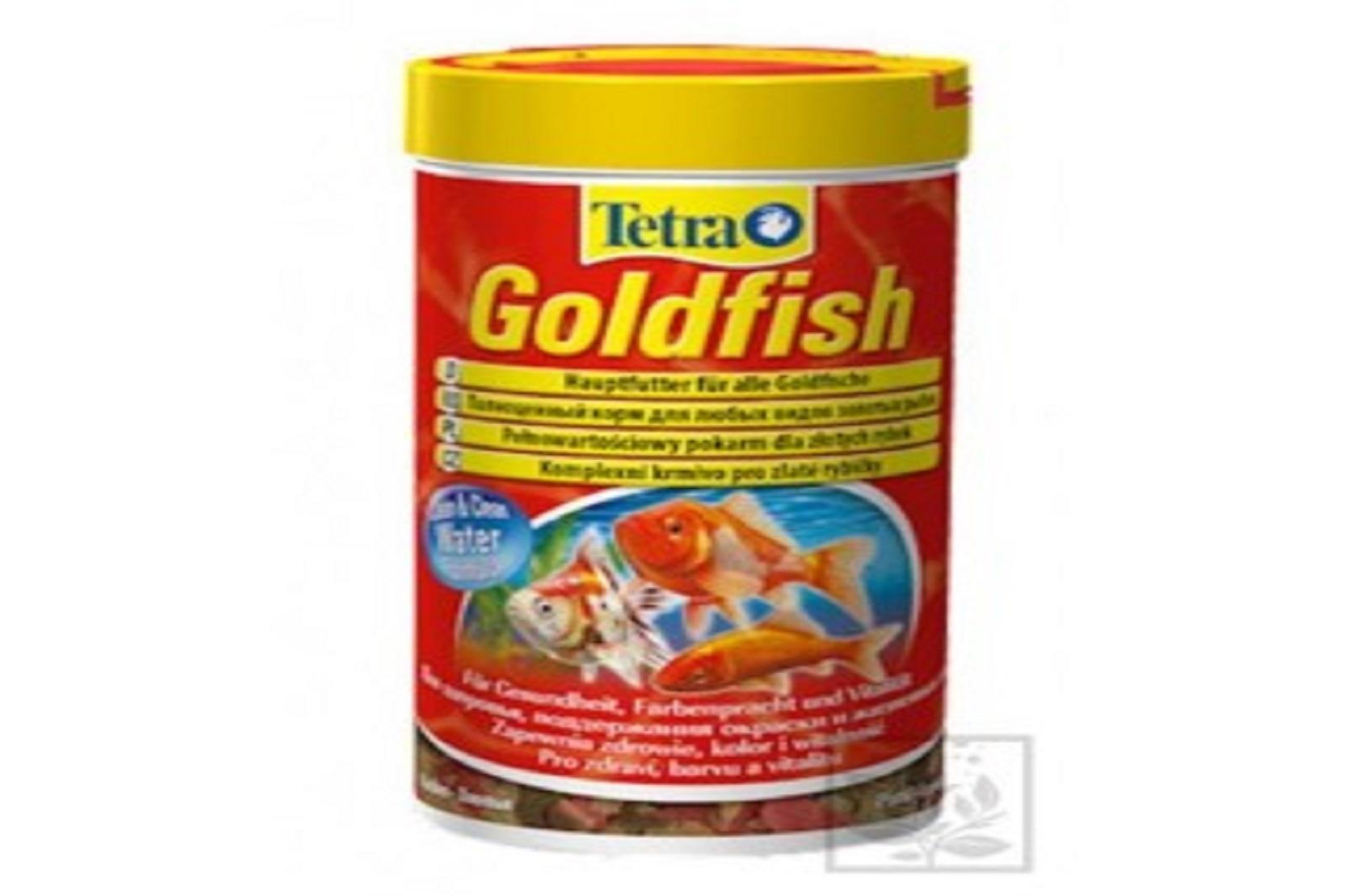 Tetra Goldfish 100 ml  Hauptfutter für alle Goldfische