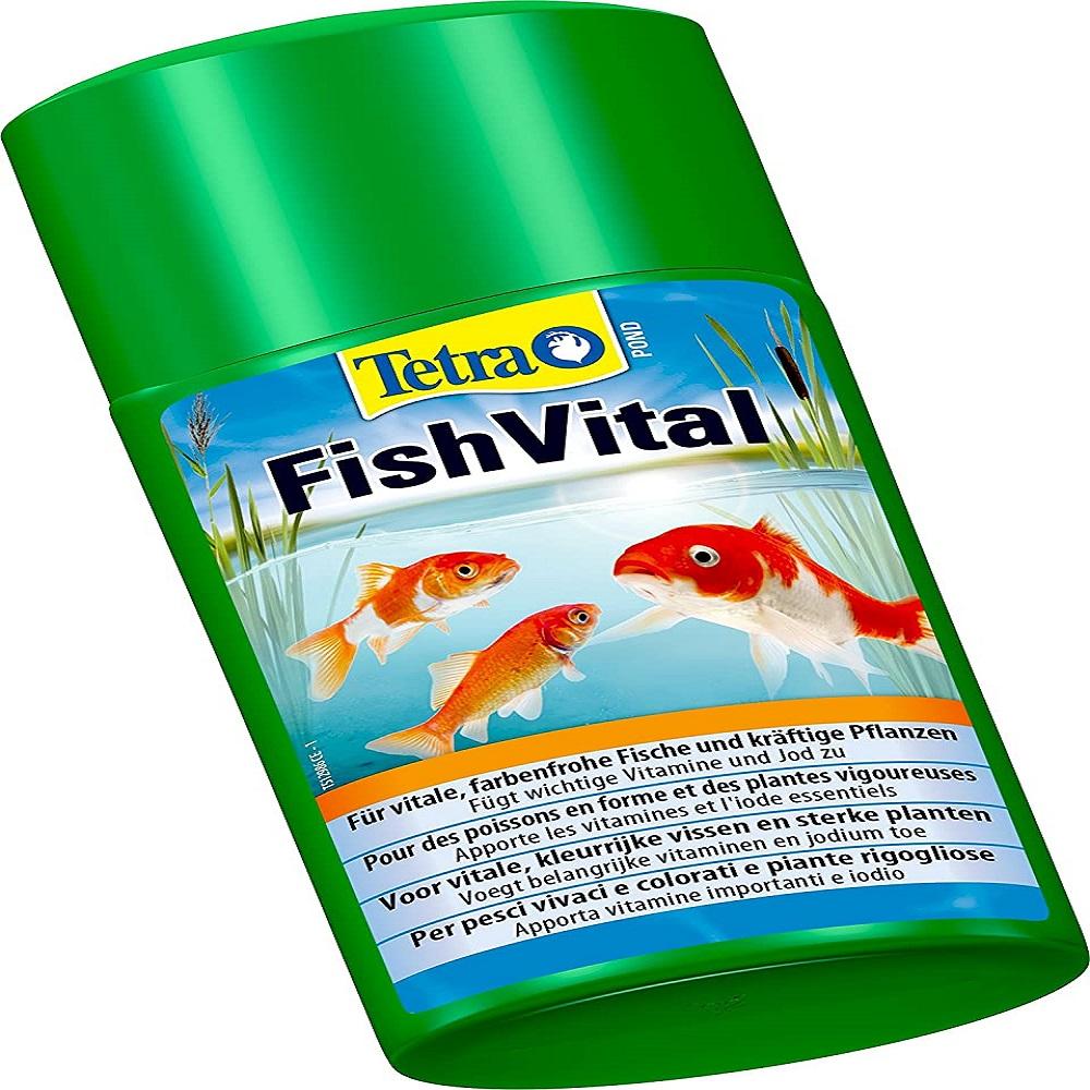 Tetra Pond AquaFit Wasseraufbereiter Vitalkur f. Fische und Pflanzen 250 ml