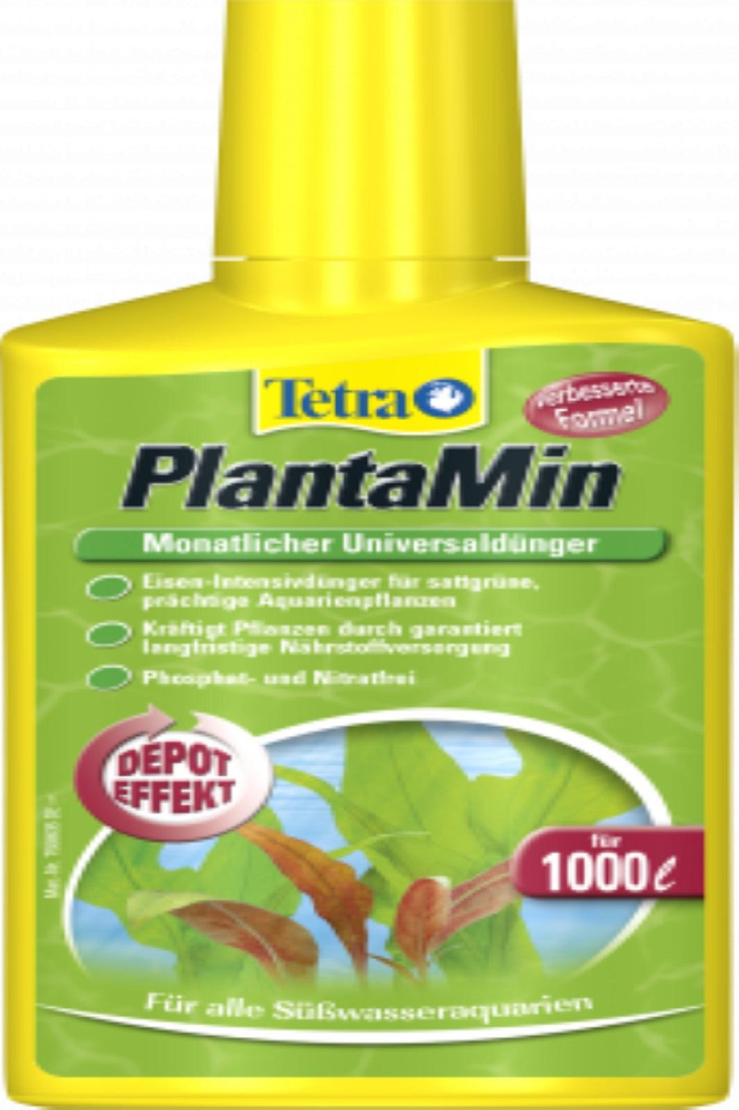 Tetra  PlantaMin 250 ml Universaldünger für Wasserpflanzen