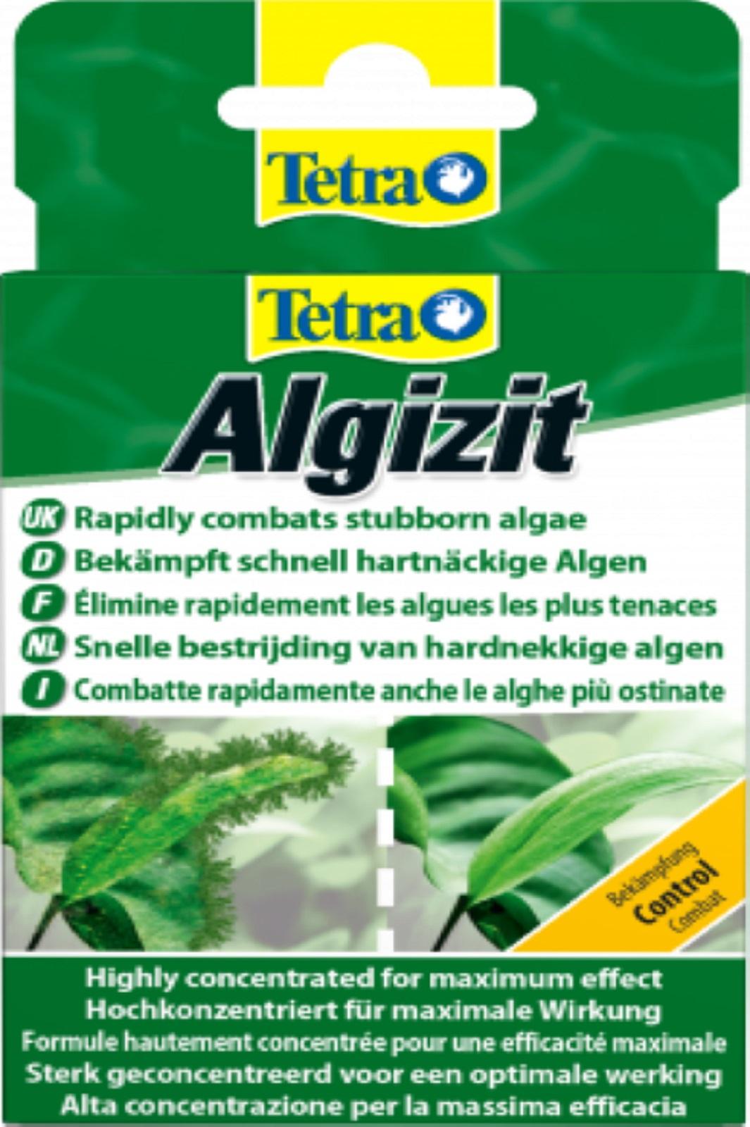 Tetra Algizit 10 Tabletten Algenbekämpfung