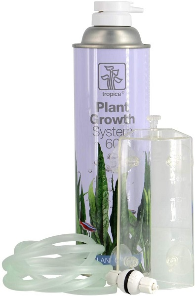 Tropica Plant Growth System 60 - CO2 Set Anlage