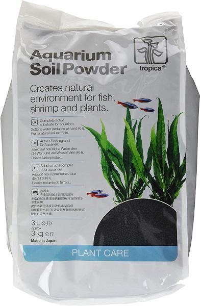 Tropica Aquarium Soil Powder, 3 Liter