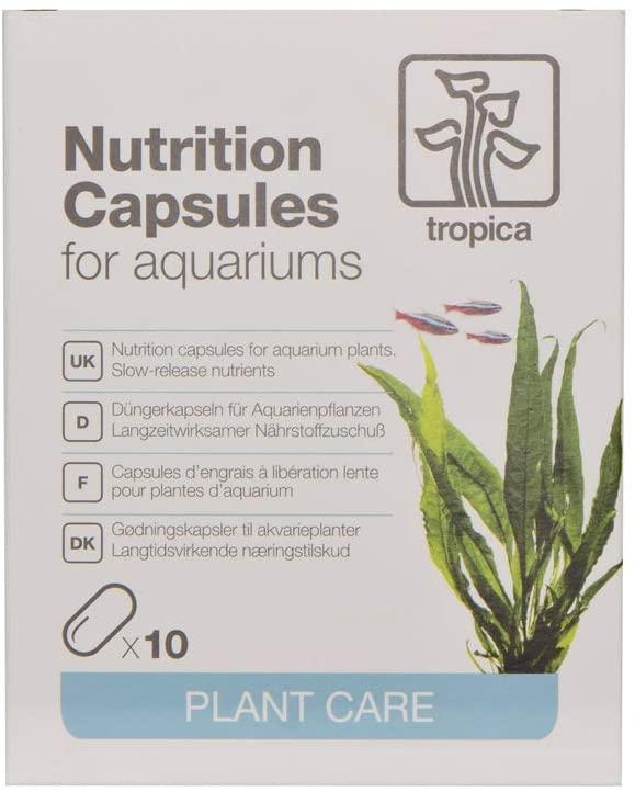 Tropica Nutrition Capsules 10 Düngekapseln